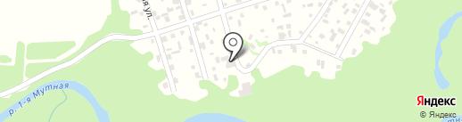 Гостевой дом на карте Елизово