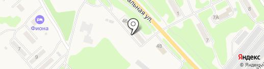 Камчатка на карте Елизово