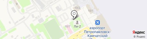 S7 БИЛЕТ на карте Елизово