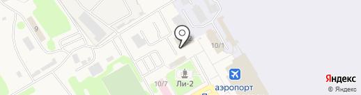 Полет на карте Елизово