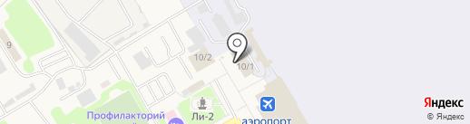 Объединенный комитет авиапредприятия на карте Елизово