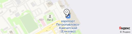 Новая книга на карте Елизово