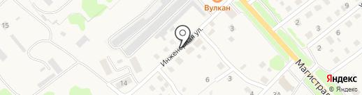 АлМаС на карте Елизово