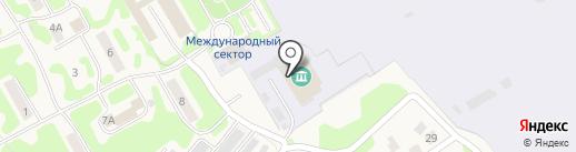 Тэк гермес на карте Елизово