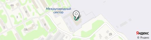 Гермес на карте Елизово