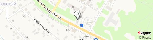 Моментальные платежи на карте Елизово