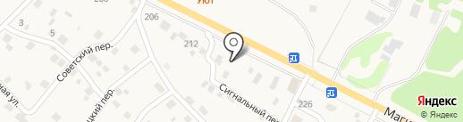 Гранитная мастерская на карте Елизово