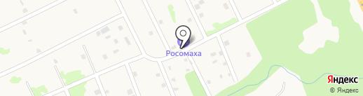 Росомаха на карте Елизово