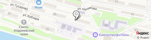 Beauty family на карте Вилючинска