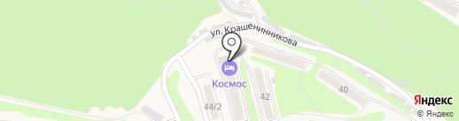 Трансавиа Сервис на карте Вилючинска