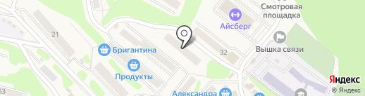Банкомат, АКБ Муниципальный Камчатпрофитбанк на карте Вилючинска
