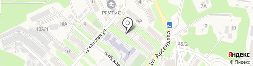 ЦентрИнформ, ФГУП на карте Петропавловска-Камчатского