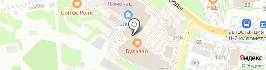 A.M.N на карте Петропавловска-Камчатского