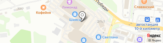 Банкомат, Камчаткомагропромбанк, ПАО на карте Петропавловска-Камчатского