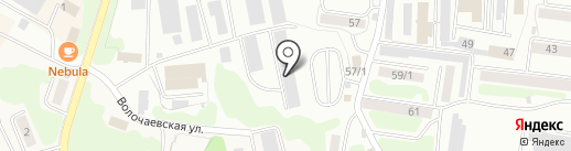 1000 запасных частей на карте Петропавловска-Камчатского