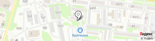 Транспортная компания на карте Петропавловска-Камчатского