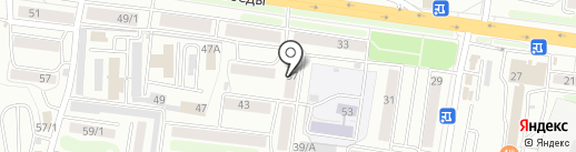 Английский для всех на карте Петропавловска-Камчатского