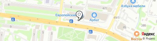 Банкомат, Банк ВТБ 24, ПАО на карте Петропавловска-Камчатского