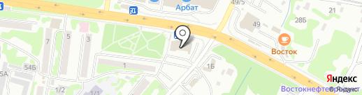 IANAMI на карте Петропавловска-Камчатского