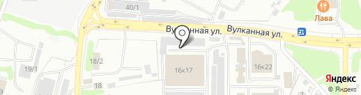 Натуральный мёд на карте Петропавловска-Камчатского