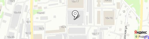 Стэп на карте Петропавловска-Камчатского