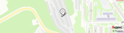 Retro Garage на карте Петропавловска-Камчатского