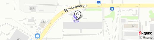 PROF-EXPERT на карте Петропавловска-Камчатского
