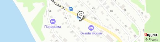 Витус на карте Петропавловска-Камчатского