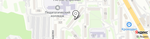 Пиво-Квас на карте Петропавловска-Камчатского