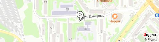 Общество Молодых Инвалидов Камчатки на карте Петропавловска-Камчатского