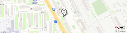 ШАРМ на карте Петропавловска-Камчатского