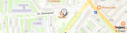 Leto на карте Петропавловска-Камчатского