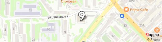 A-TRIX на карте Петропавловска-Камчатского