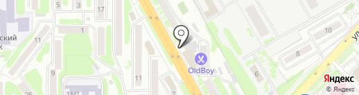 iShop на карте Петропавловска-Камчатского