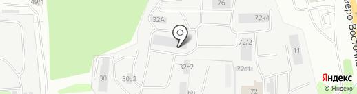 Старкам-Авто на карте Петропавловска-Камчатского