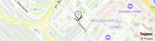 Мастерская ремонта бытовой техники на карте Петропавловска-Камчатского
