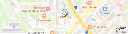 Узбекская кухня на карте Петропавловска-Камчатского