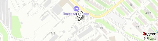 СКСервис на карте Петропавловска-Камчатского