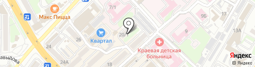 РМК Плюс на карте Петропавловска-Камчатского