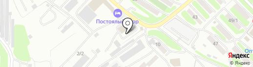 Доктор на карте Петропавловска-Камчатского