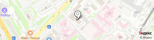 Мастерская праздника Натальи Васильевой на карте Петропавловска-Камчатского