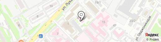Камчатское краевое бюро судебно-медицинской экспертизы на карте Петропавловска-Камчатского