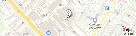 Твой Дом на карте Петропавловска-Камчатского