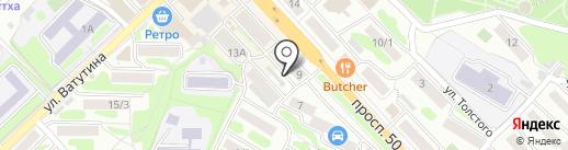 Инженерные Системы и Технологии на карте Петропавловска-Камчатского