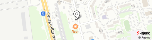 Royal Pizza на карте Петропавловска-Камчатского