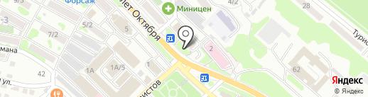 Юридические услуги по миграционным вопросам на карте Петропавловска-Камчатского