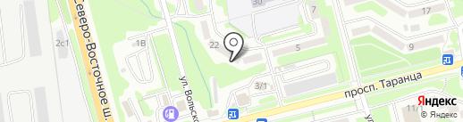 Дикая Камчатка на карте Петропавловска-Камчатского