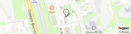 Петропавловск на карте Петропавловска-Камчатского