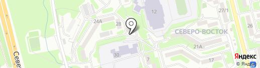 Алена на карте Петропавловска-Камчатского