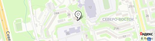 Авто-драйв на карте Петропавловска-Камчатского